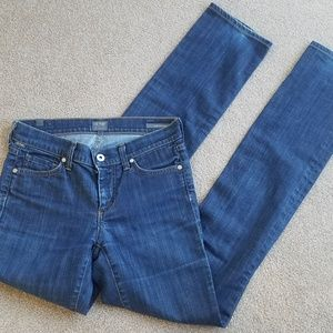 Citizens of Humanity Elson Straight Leg Jeans 25